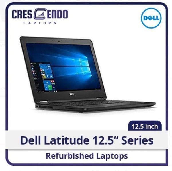 [Various Dell 12.5 Inch Refurbished Laptop] Latitude E5270 E7270