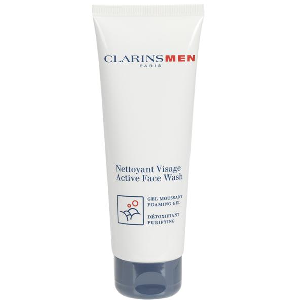 Buy Clarins Men Active Face Wash, 125ml Singapore