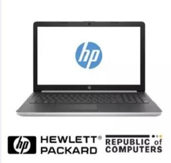 HP Notebook 15-da1028tx / i5-8265U / Windows 10 / 15.6  / 8 GB RAM /1TB HDD / NVIDIA® GeForce® MX110/Online Exclusive Model