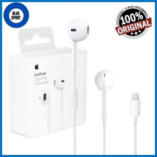 100% Authentic Apple Earpods with Lightning Connector Singapore