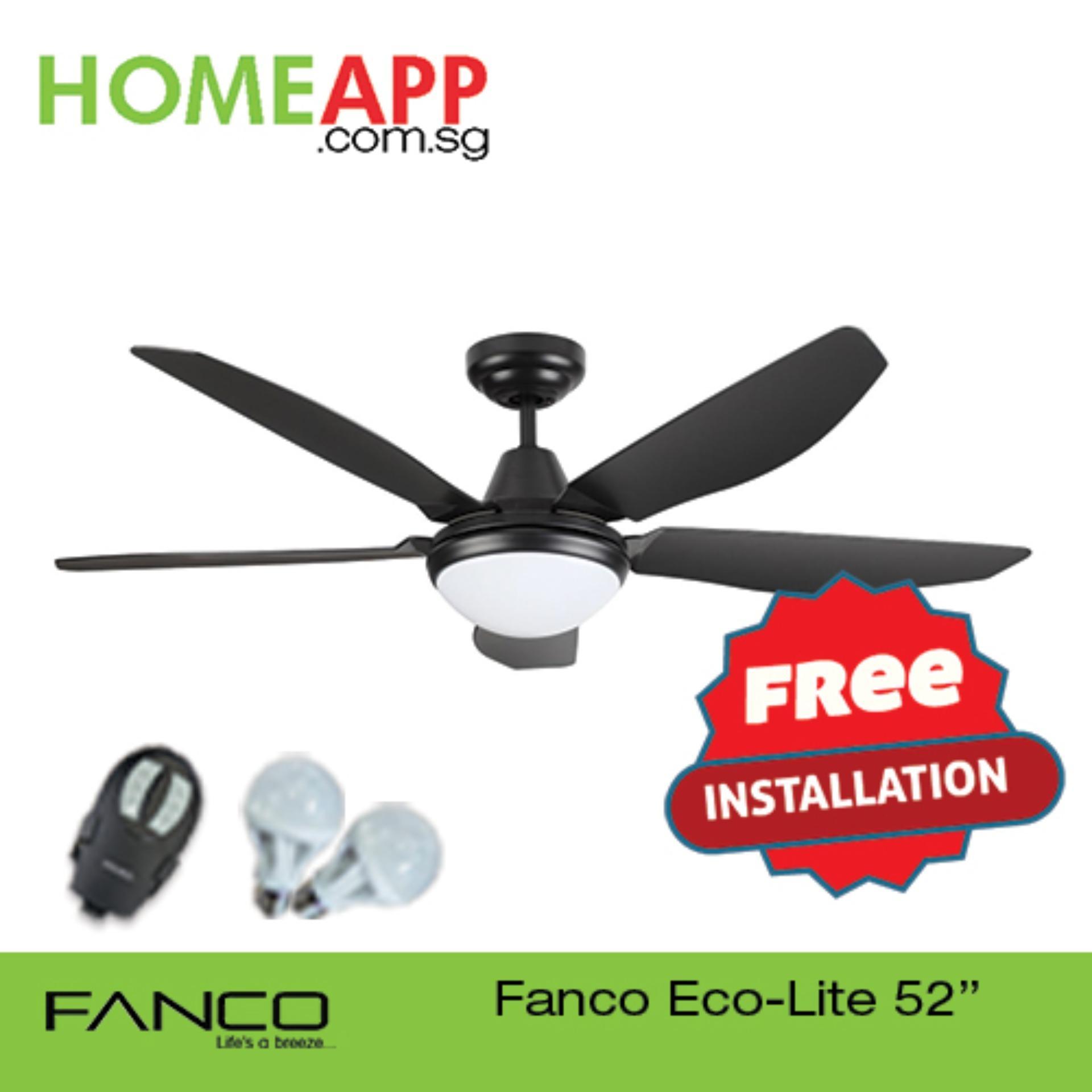 Fanco Ceiling Fan Remote Control App