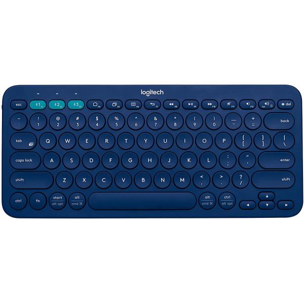 Logitech K380 Multi Device Bluetooth Minimalist Keyboard Lightweight Singapore