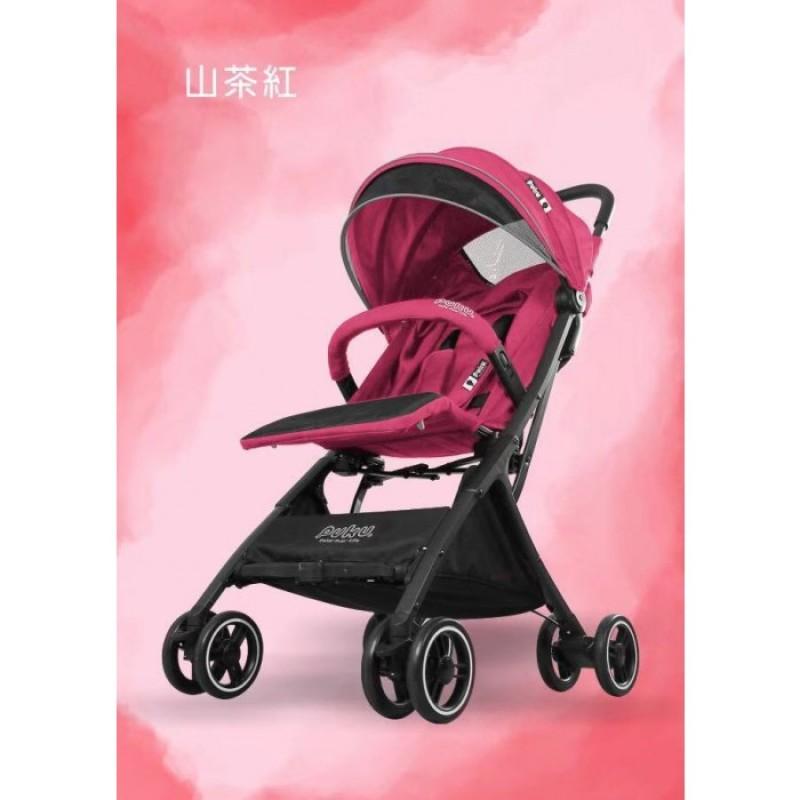 Puku Mini-Z Stroller - Red Singapore