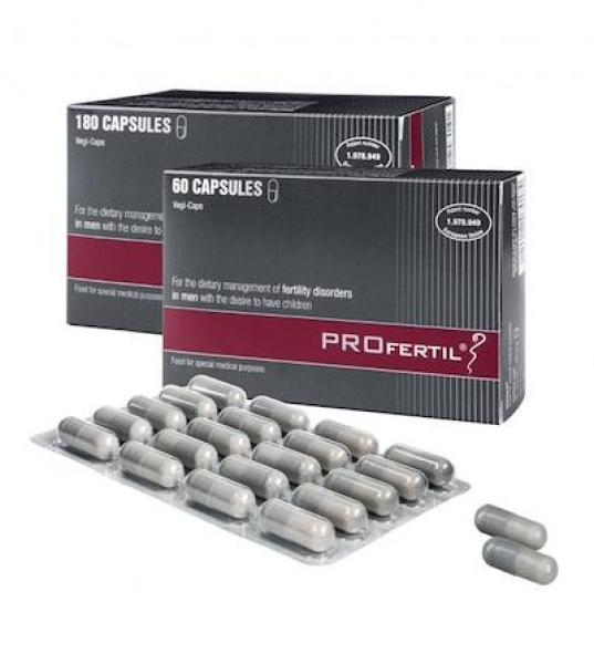 Buy PROfertil (60s -for Male) - is the first dietary food that helps improve sperm quality. Singapore