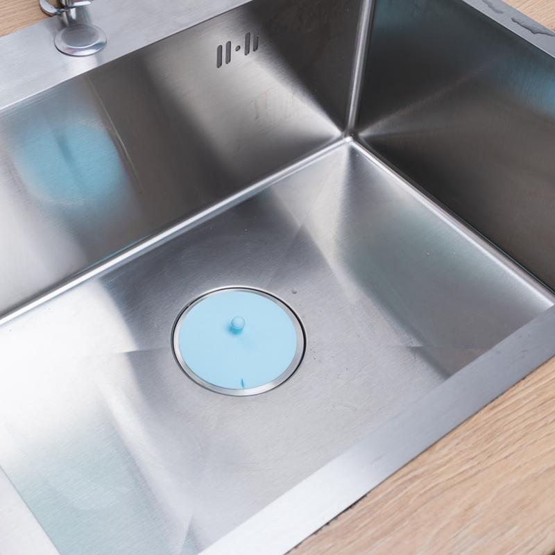 Sewer Deodorizing Lid Silica Core Floor Drain Plug Deodorizing Useful Product Bathroom Deodorizing Plug Floor Drain Cover Circular Floor Drain