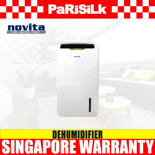 Novita ND2000 2-in-1 Dehumidifier with HEPA Air Purification Singapore
