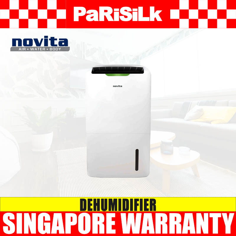 Novita ND2000 2-in-1 Dehumidifier with HEPA Air Purification Singapore