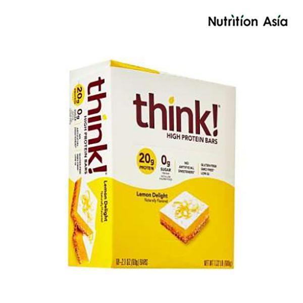 Buy thinkThin High Protein Bars Lemon Delight Singapore