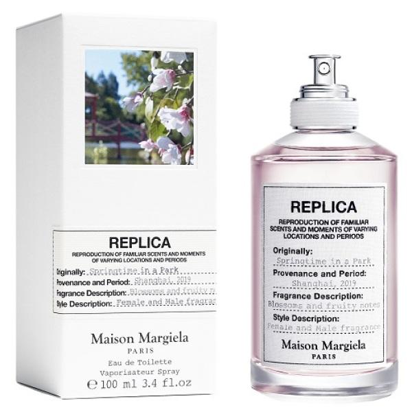 Buy Maison Margiela Springtime in a Park for Unisex Edt 100ml Singapore