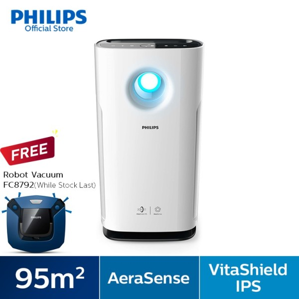 Philips Series 3000i Air Cleaner - AC3259/30 Singapore