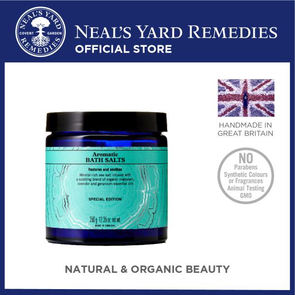 Buy Neals Yard Remedies AROMATIC Bath Salts Festive Edition Singapore