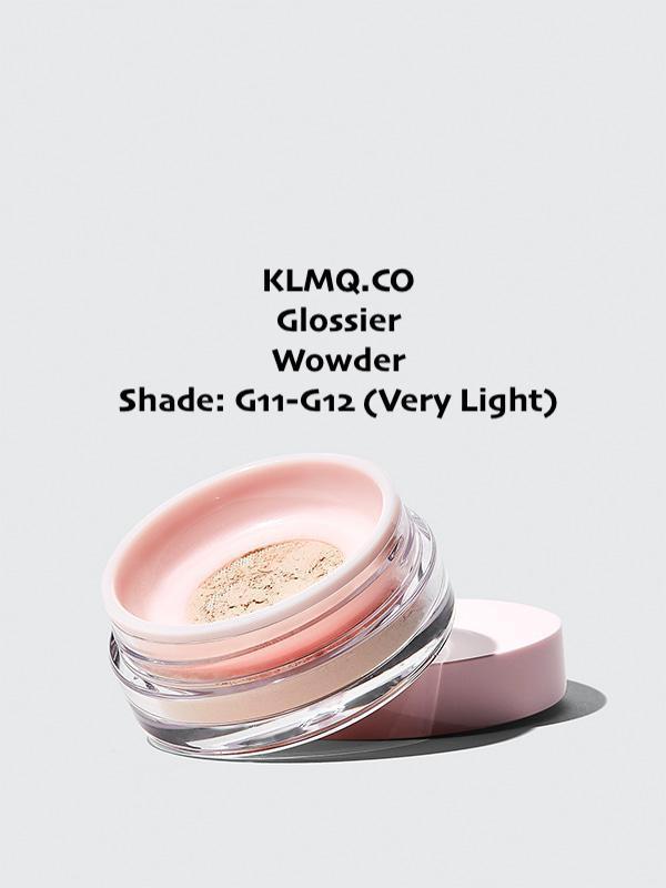 Buy Glossier Wowder Instock! Singapore
