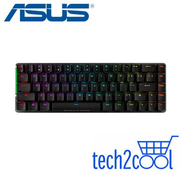 Asus ROG Falchion Cherry 65 Percent Wireless Mechanical Gaming Keyboard