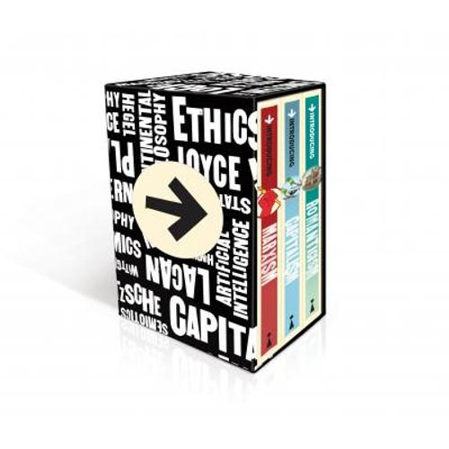Introducing Graphic Guide Box Set - How To Change The World