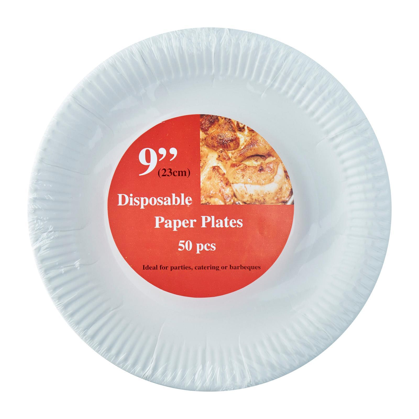 Millennium Horse Disposable Paper Plate (9-inch)