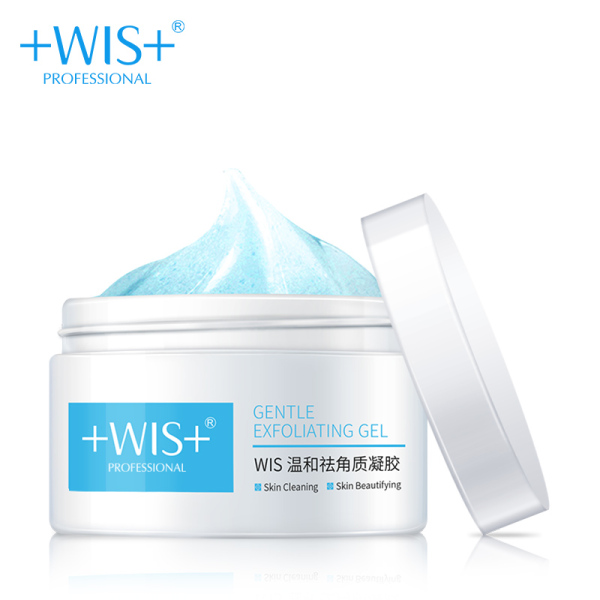 Buy WIS Exfoliating Chicken Skin Back Acne Brightening Body Scrub Singapore