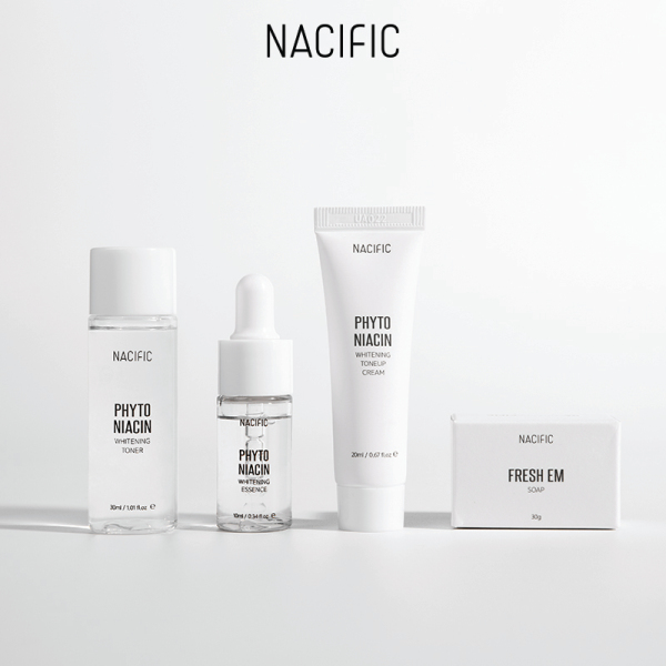 Buy [NACIFIC] Phyto Niacin Whitening KIT Singapore
