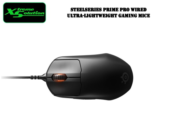 Steelseries Prime Pro Ultra-Lightweight Gaming Mice