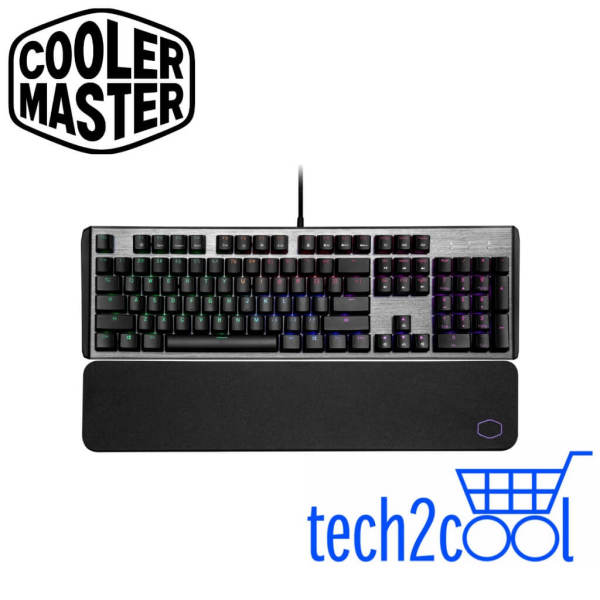 Cooler Master CK550 V2 Wired Mechanical Gaming Keyboard #Promotion Singapore
