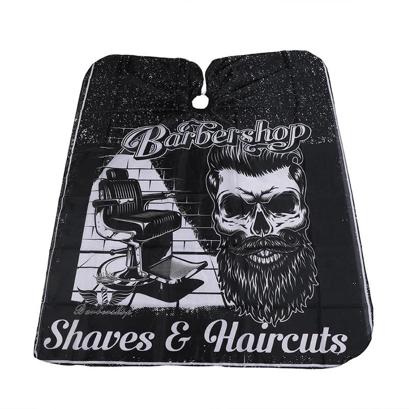 Cutting Hair Waterproof Cloth Haircut Salon Barber Cape Hairdressing Hairdresser Apron Wrap Gown Haircut Cape