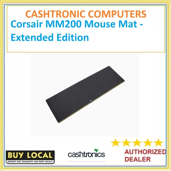 Corsair MM200 Mouse Mat - Extended Edition