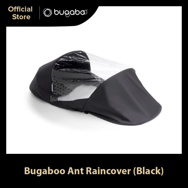 Bugaboo Ant Raincover Black Singapore