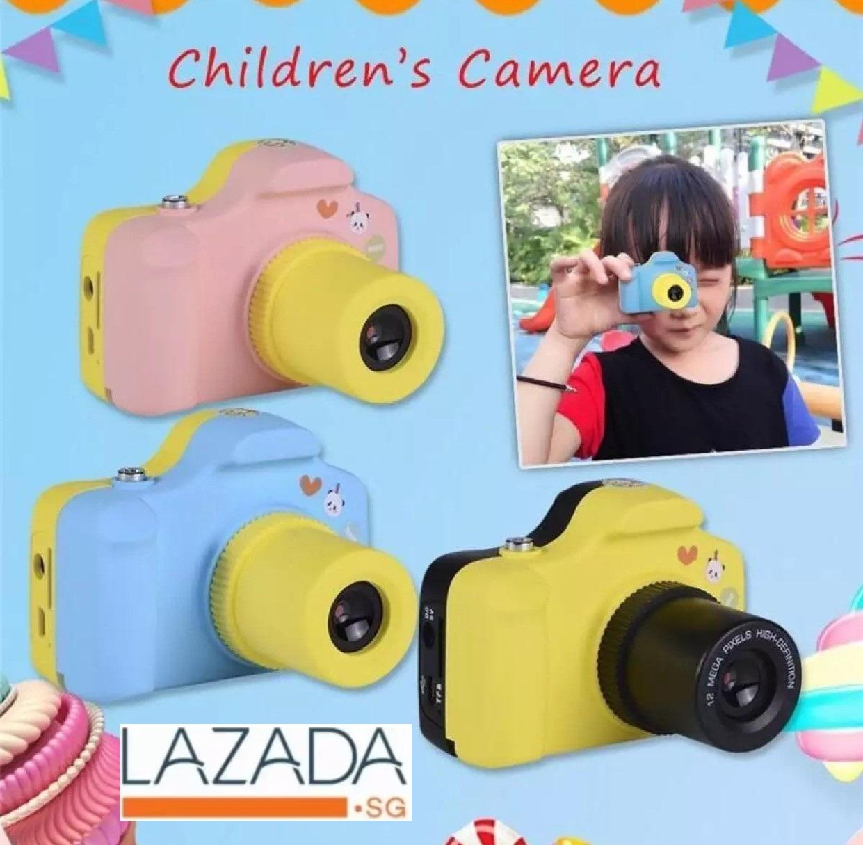 5.0mp Children Digital Camera Mini Camera Cute Birthday Gifts.