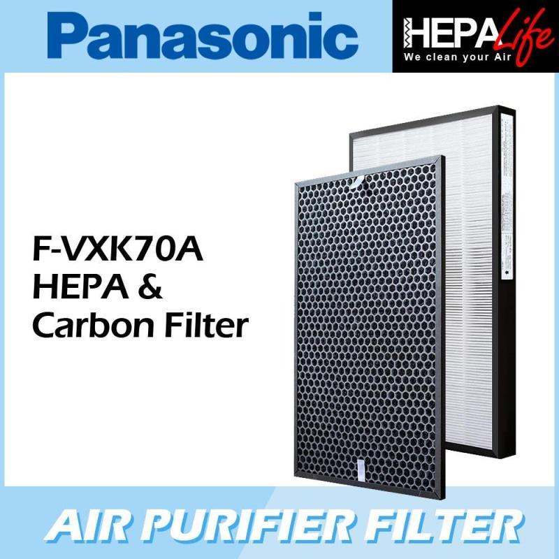 PANASONIC F-VXK70A Compatible HEPA & Carbon Filter - Hepalife Singapore