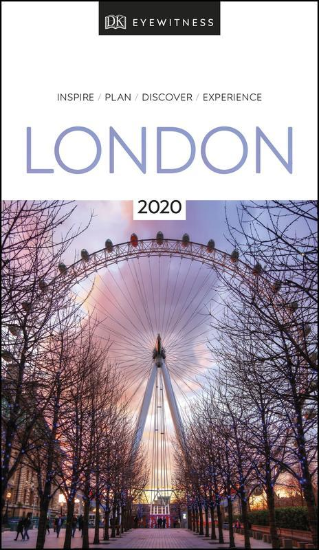 DK Eyewitness Travel Guide London: 2020 by DK