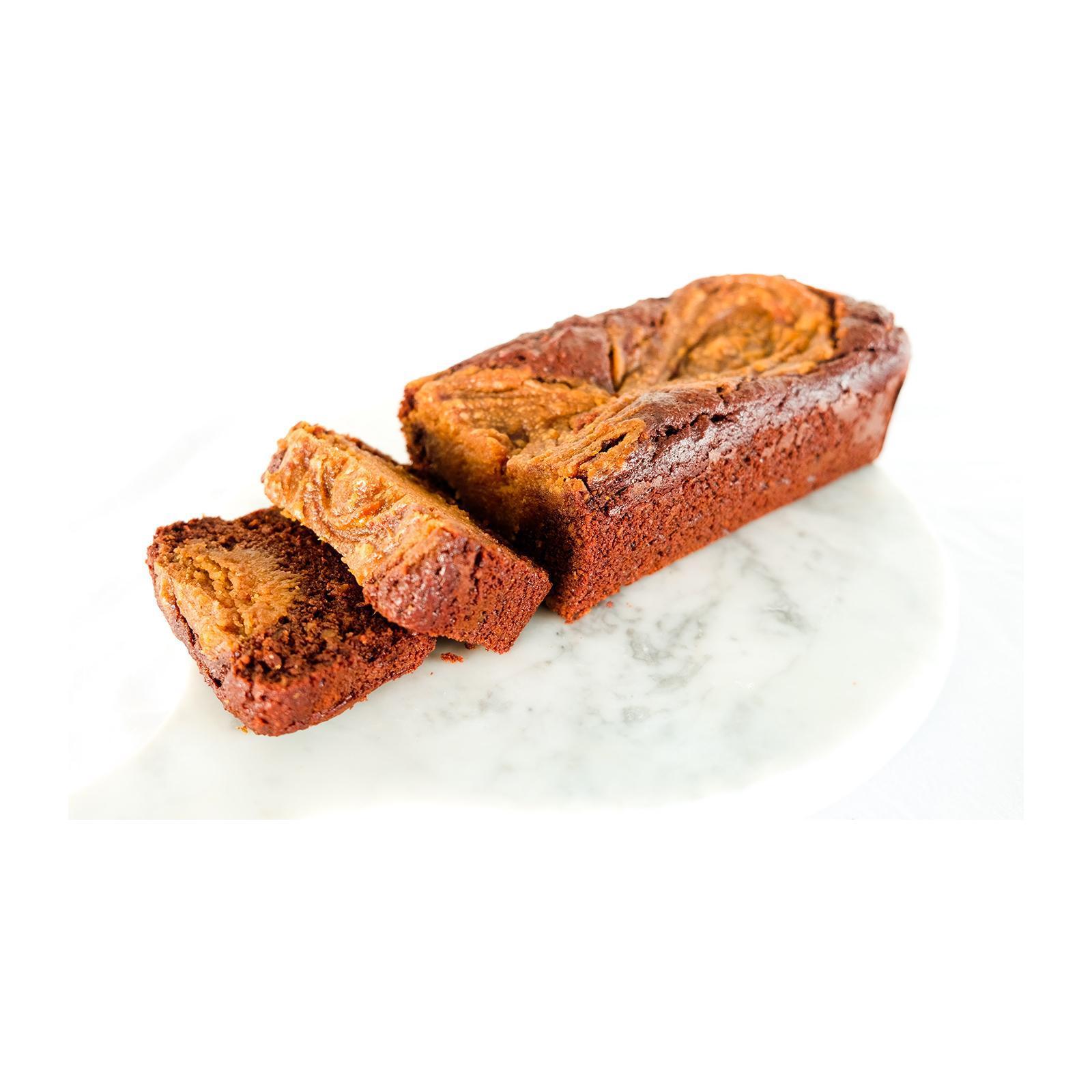 The Whole Kitchen Gluten Free Chocolate Peanut Butter Cake - Frozen