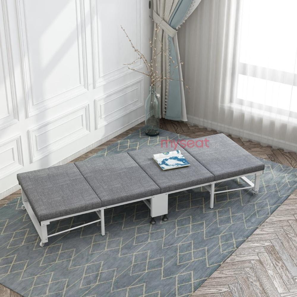 MYSEAT.sg ELOISE Premium Japanese Foldable Single Bed