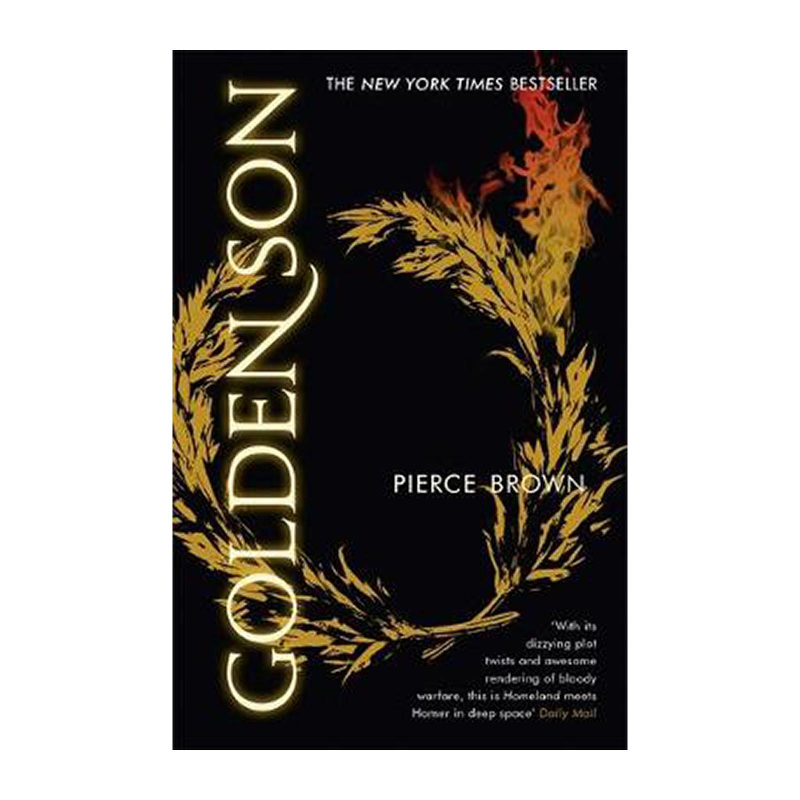 Golden Son: Red Rising Trilogy 2 (Paperback)