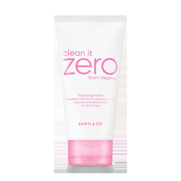 Buy BANILA CO Clean it Zero Foam Cleanser (150ml) Singapore