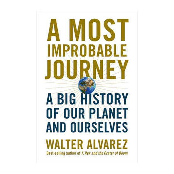A Most Improbable Journey: A Big History Of Our Planet And Ourselves (Hardcover)