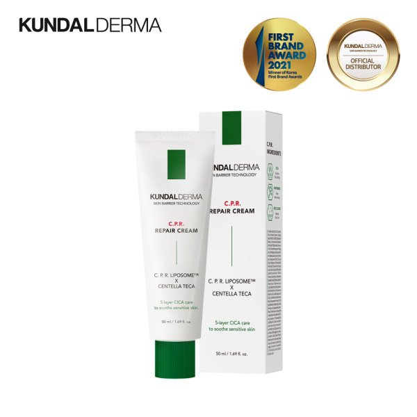 Buy [KUNDAL DERMA] C.P.R. Cica Balm Repair Cream 50ml Singapore
