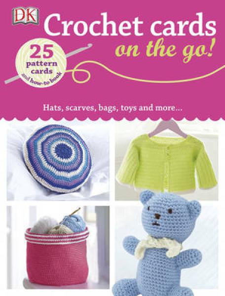 On The Go Crochet BOOKS (9781409369912)