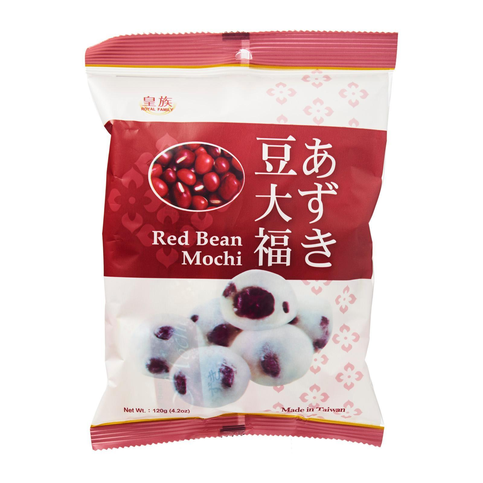 Royal Family Red Bean Mochi Packet Sweet - By Prestigio Delights