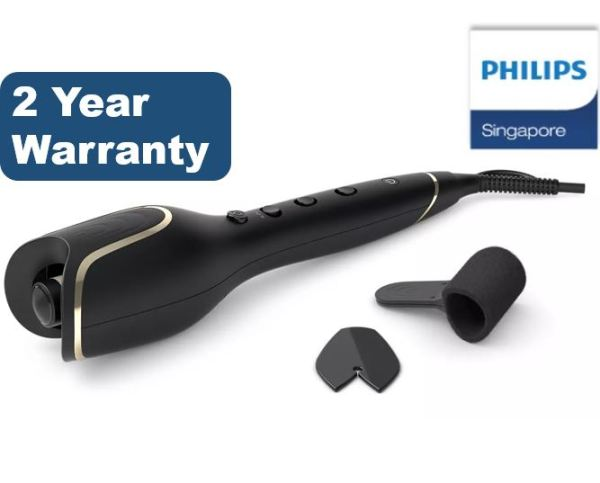 Buy Philips BHB876 Stylecare Prestige Autocurler Haircurler With Smart Curling System - BHB876/00 Singapore