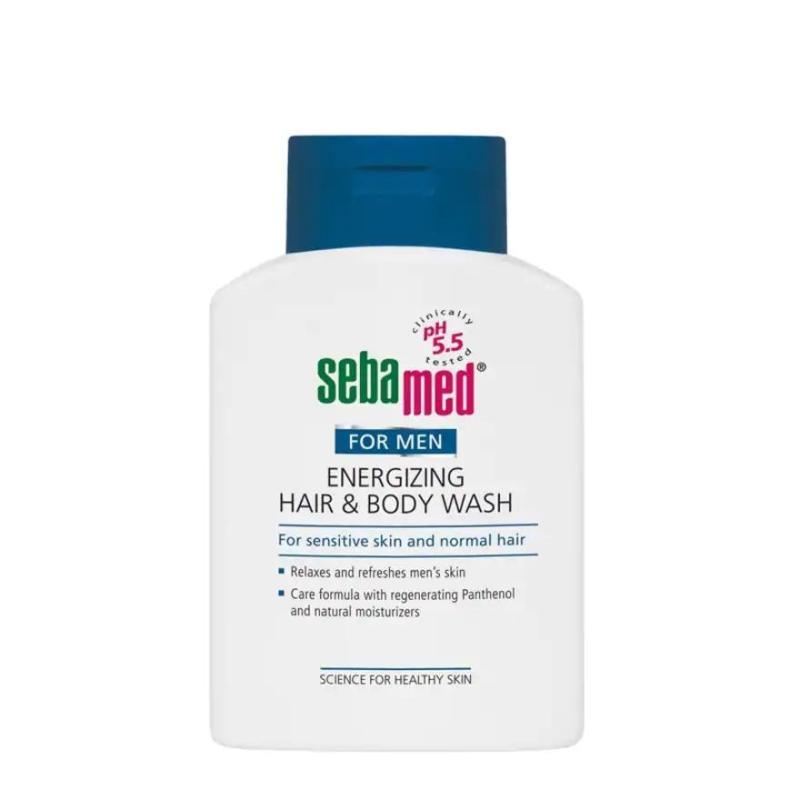Buy Sebamed Men Energizing Hair & Body Wash 200ml Singapore