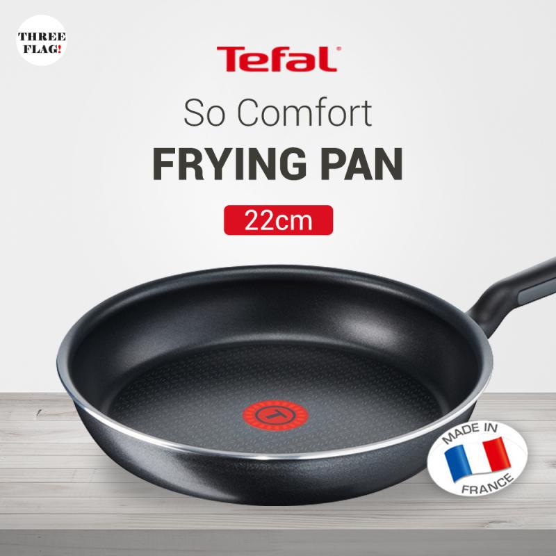 Tefal So Comfort Frying Pan 22cm Singapore