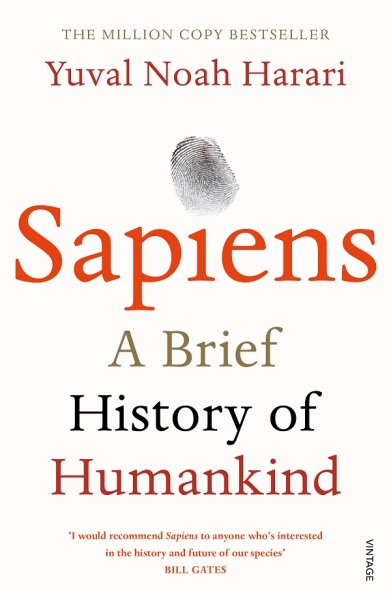 Sapiens: History Of Humankind / English Non Fiction Books / (9780099590088)