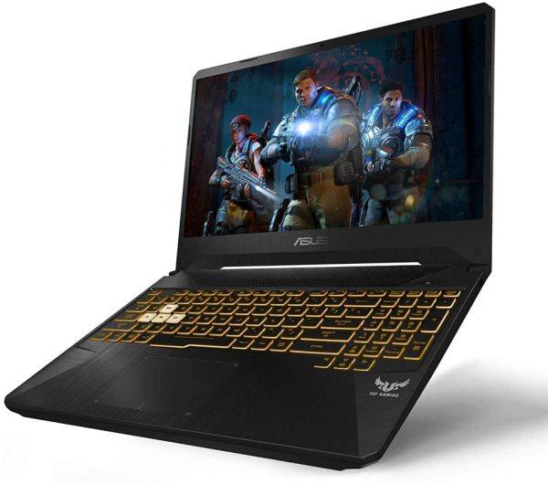 2020 Asus TUF 15.6 Inch 120Hz FHD 1080P Gaming Laptop (Intel 6-Core i7-9750H up to 4.5 GHz, GeForce GTX 1650 4GB, 16GB DDR4 RAM, 1TB SSD, Backlit KB, WiFi, HDMI, Windows 10)