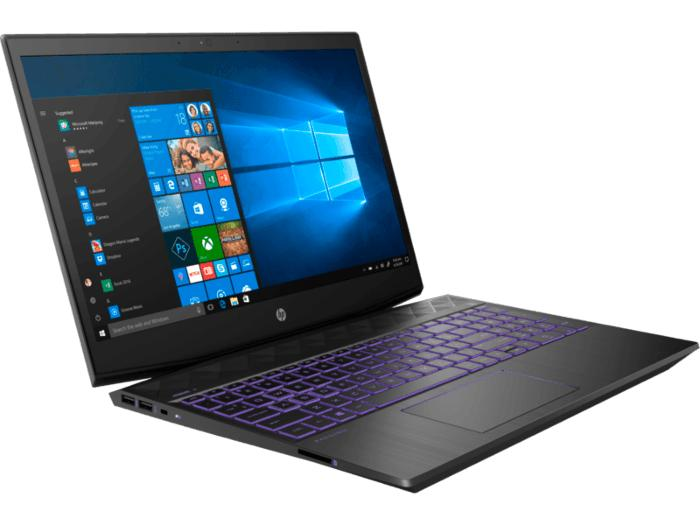 HP Pavilion Gaming Laptop 15-cx0200TX