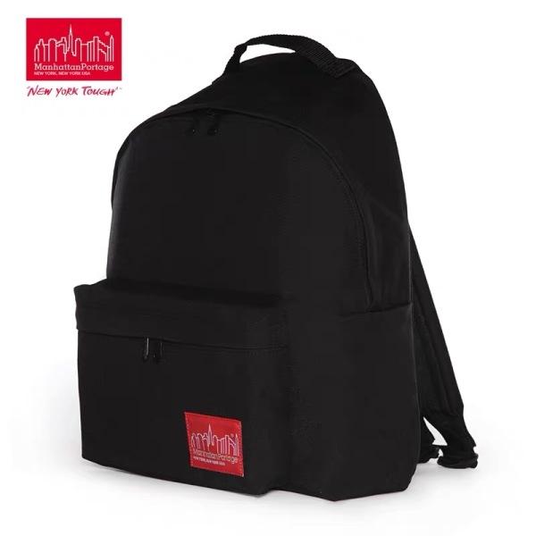 Manhattan Portage Big Apple Backpack - Black