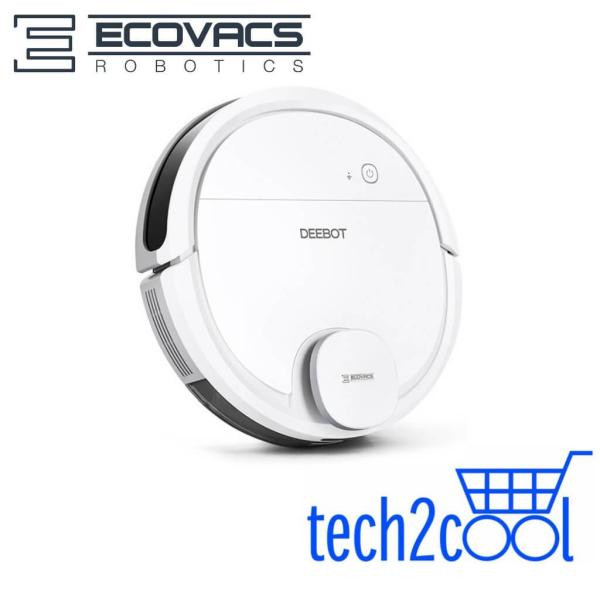 Ecovacs Deebot Ozmo 900 Vacuum Cleaning Robot Singapore