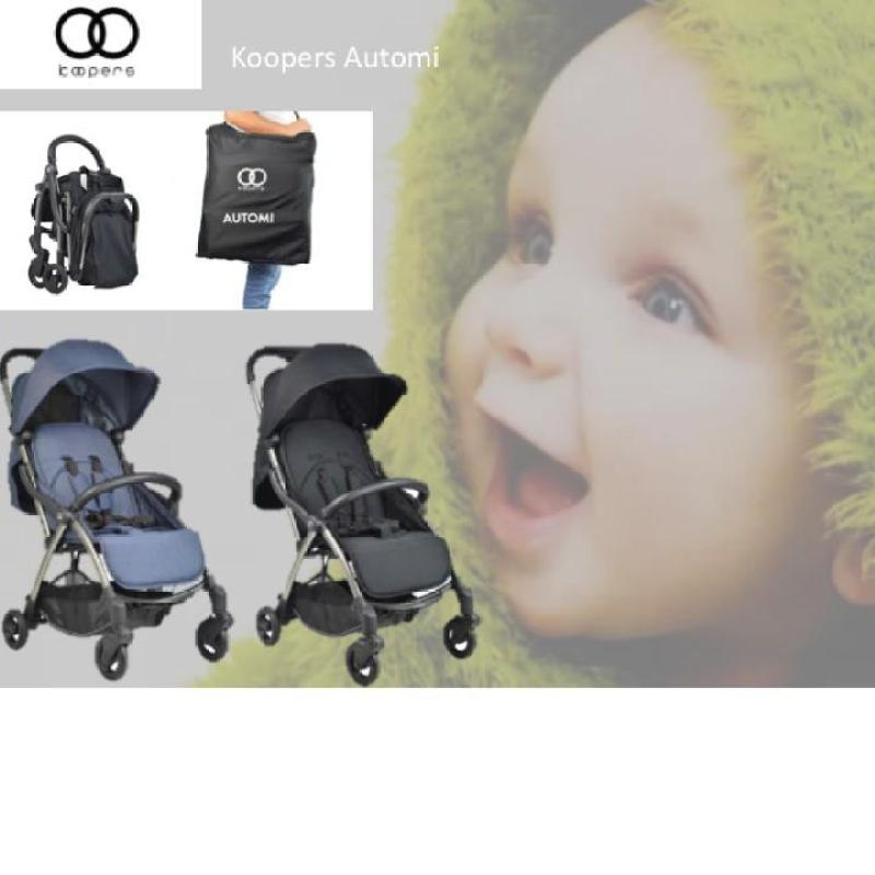 NEW LAUNCH Koopers Automi Autofold Stroller + FREE Baby Cargo Stroller Worth $99 Singapore