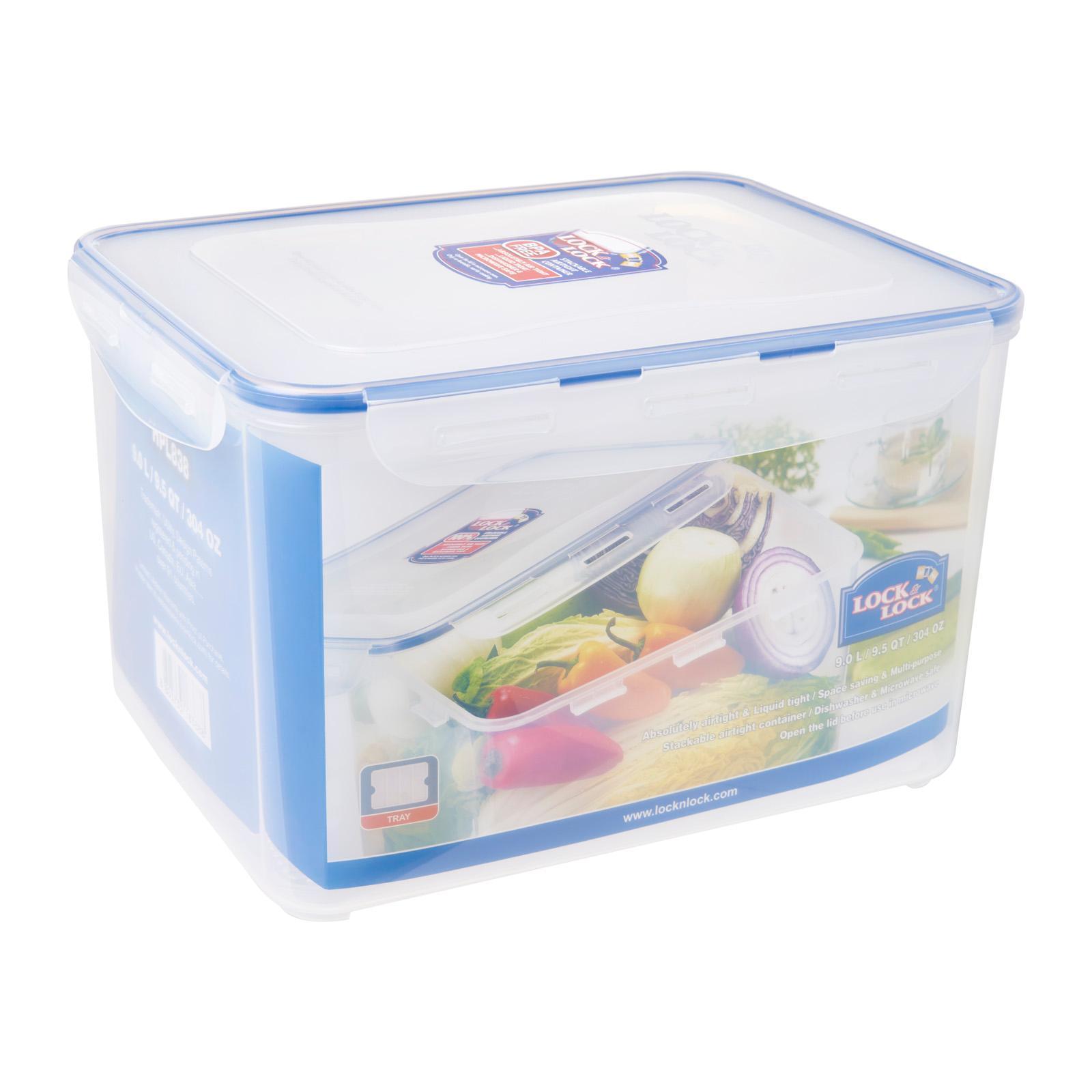 Lock & Lock Rectangular Classic Food Container 3.9L
