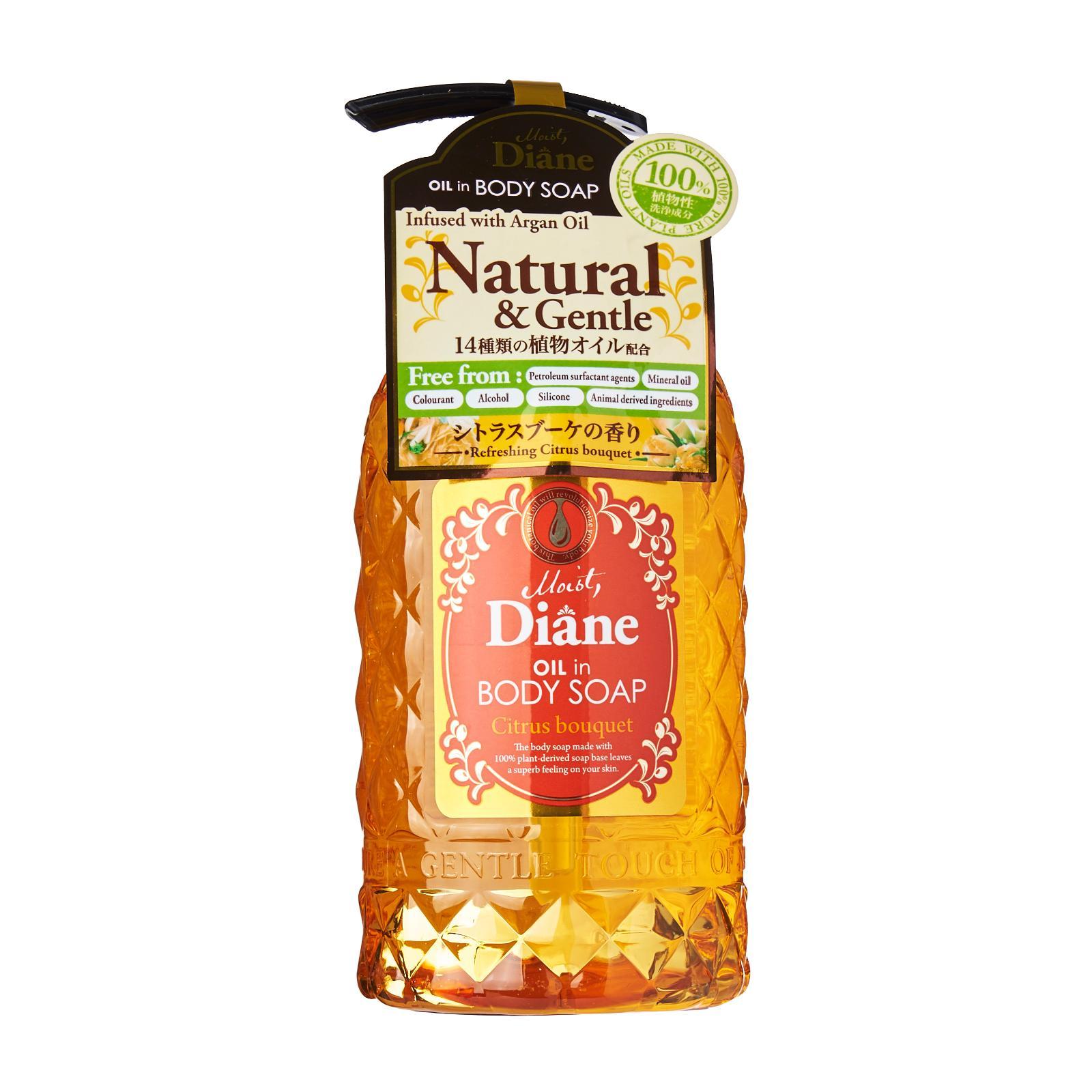 Moist Diane Oil in Body Soap Citrus Bouquet