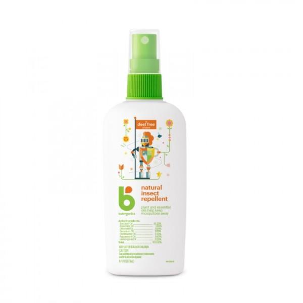 Buy Babyganics Natural Insect Repellent 177ml Singapore