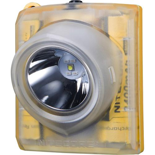 Nitecore EH1 Explosion-Proof Headlamp for High risk industries (Mining, Oil rig, Chemical, Petrochemical)